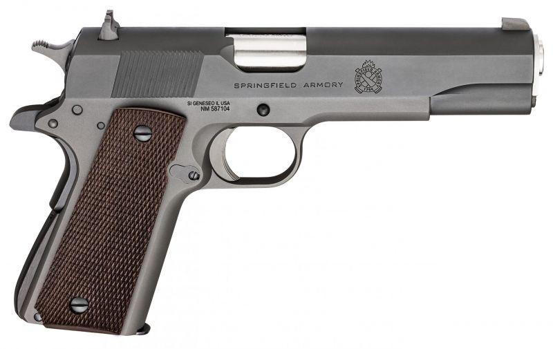 Pistolet SPRINGFIELD Armory 1911 Mil-Spec Black 5