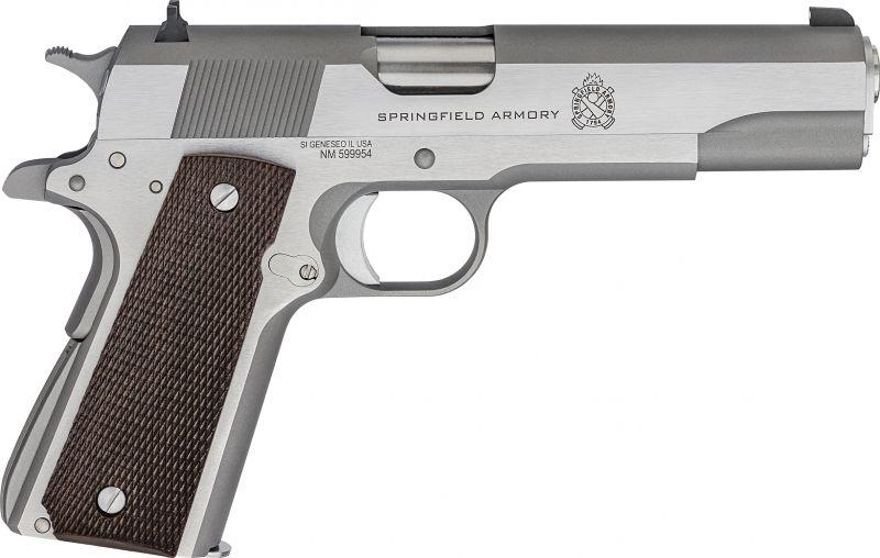 Pistolet SPRINGFIELD Armory 1911 Mil-Spec Inox 5