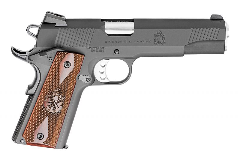 Pistolet SPRINGFIELD Armory 1911 Loaded Black 5
