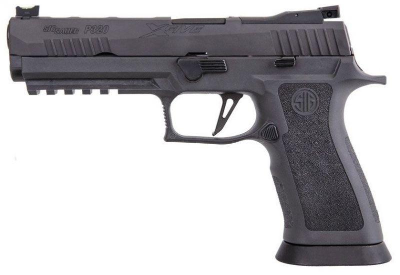 Pistolet SIG SAUER P320 X-FIVE LEGION cal.9x19
