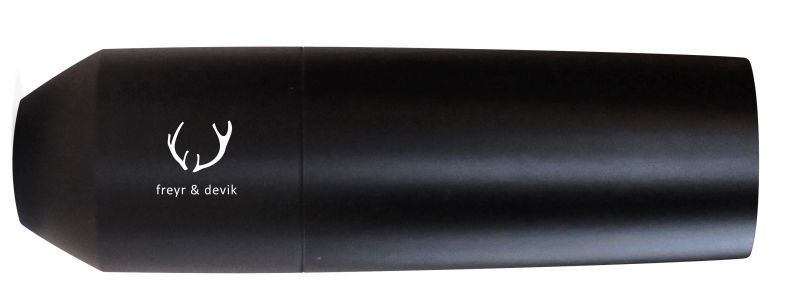 Modérateur de son FREYR & DEVIK Featherweight 196 cal.6,5mm (filetage M14x100)