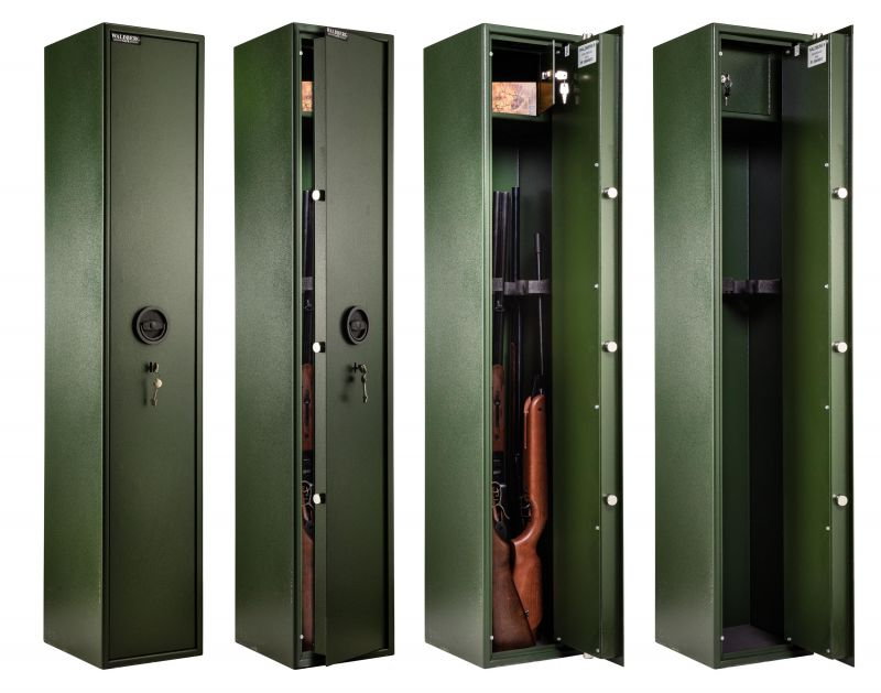 Coffre pour armes WALDBERG 6 Armes (68 kg)