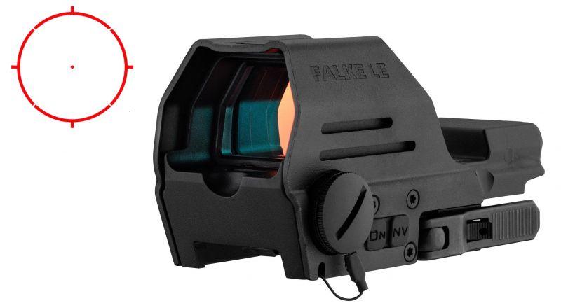 Viseur point rouge FALKE Reflex sight LE QL Gen.2
