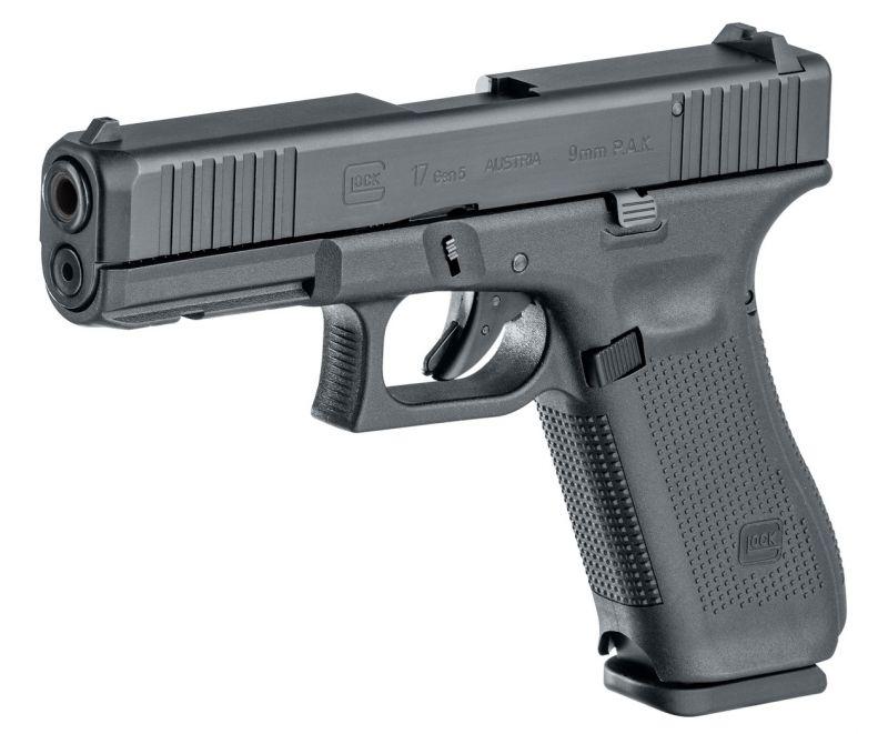 Pistolet GLOCK 17 Gen5 UMAREX cal.9mm P.A.K