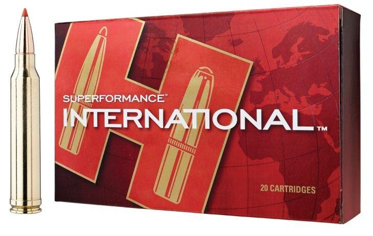 HORNADY cal.300 Win Mag GMX Superformance 165 grains - 10.7 grammes