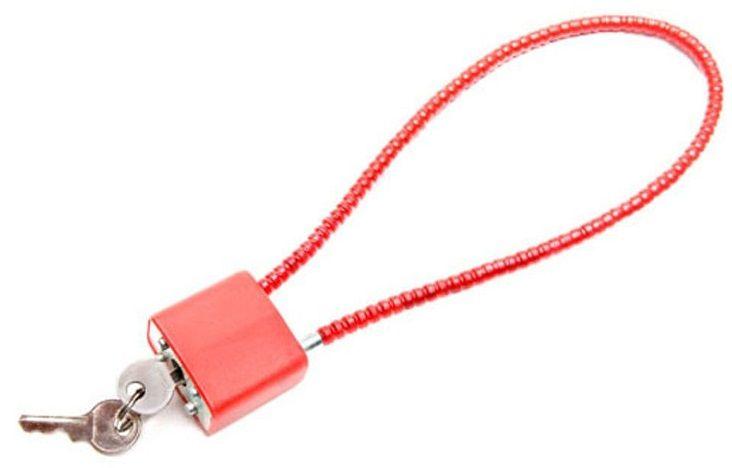 Cadenas de sécurité GLOCK Cable Lock Orange