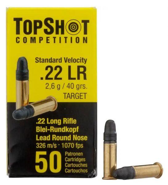 TOPSHOT Competition 22lr Standard Target /50