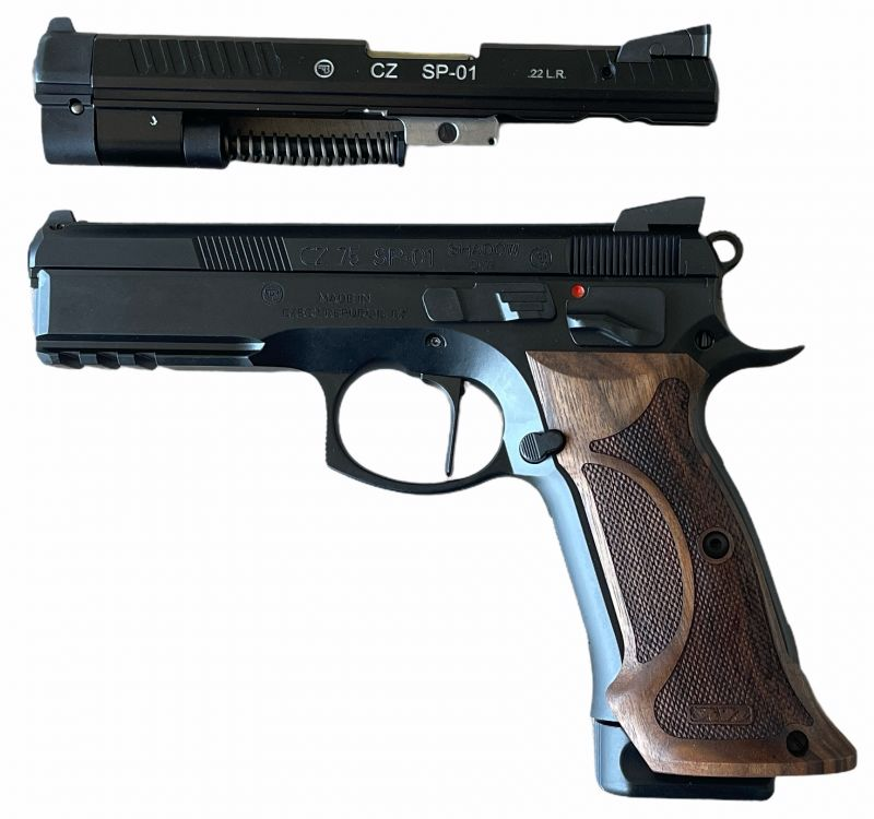 Pistolet CZ 75 Shadow 2 S.A