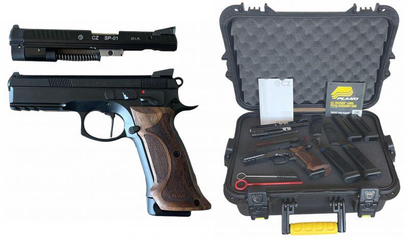 Pistolet CZ 75 Shadow SP 01  S.A