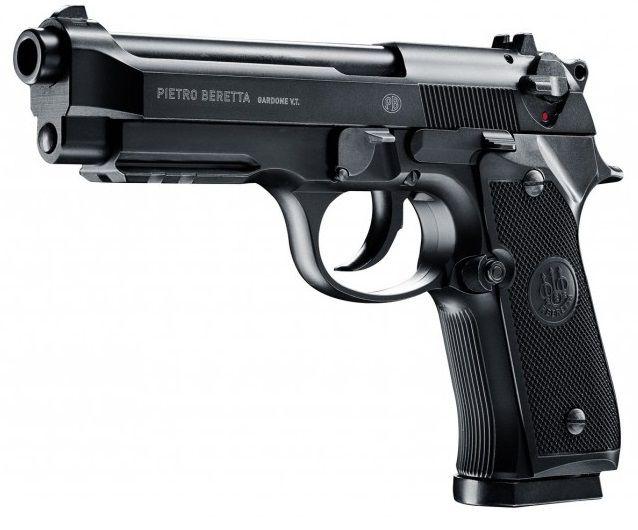 Pistolet BERETTA M92 A1 Full Auto Bronzé UMAREX Cal.4,5mm BB'S