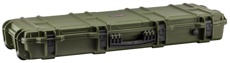 Mallette valise Waterproof OD GREEN NUPROL 105x33x15cm