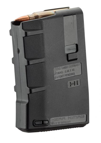 Chargeur HERA ARMS AR15/M4 cal.223 Rem (10 coups)