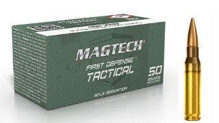 MAGTECH cal.308 Win FMJ (lot de 50 cartouches)