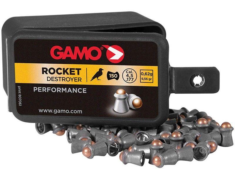 Plombs 4.5 Gamo ROCKET