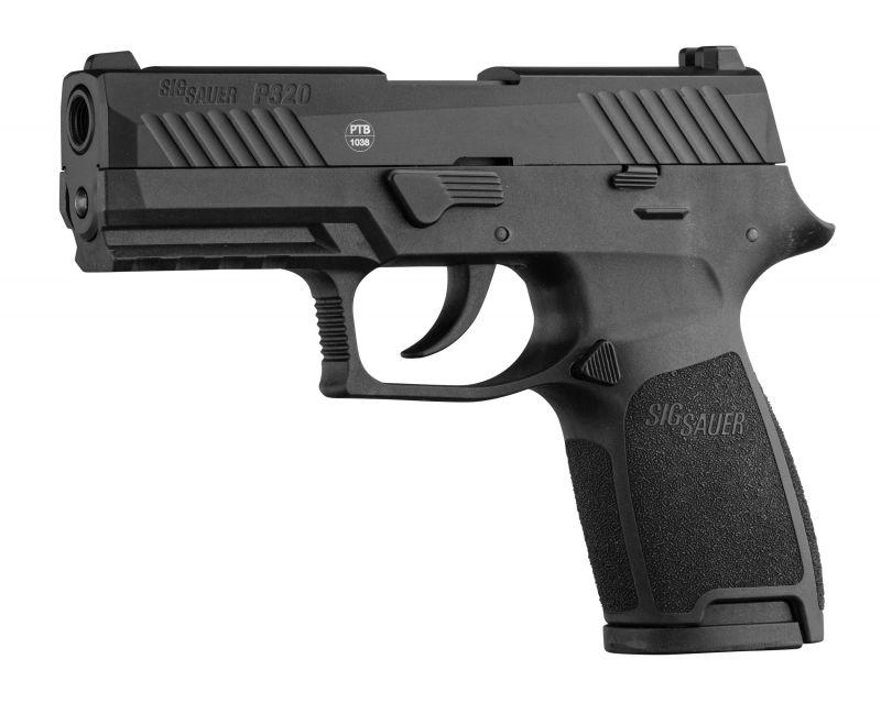 Pistolet SIG SAUER P320 Bronzé cal.9mm P.A.K