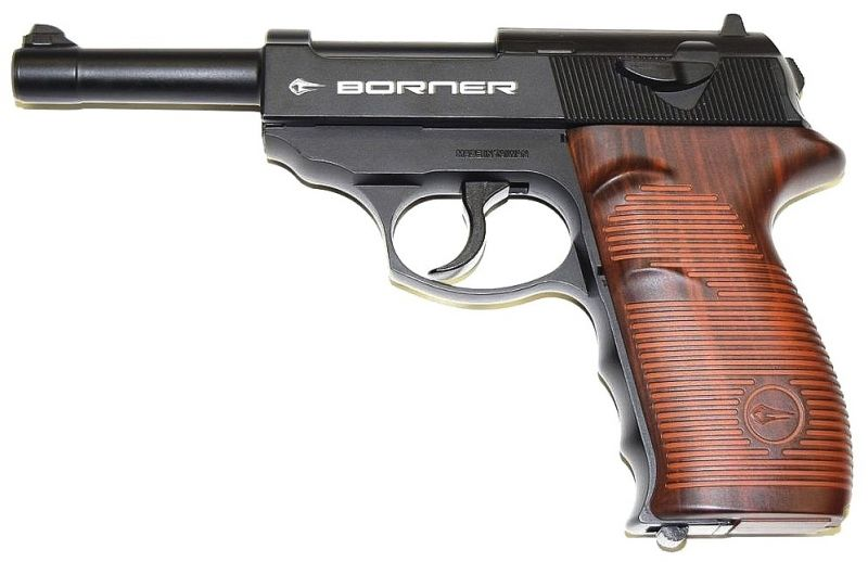 Pistolet à plombs BORNER C41