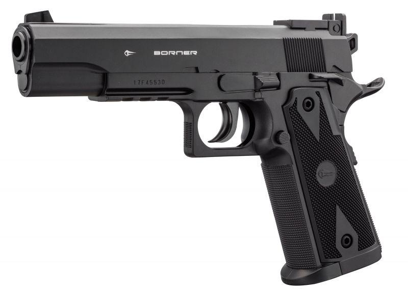 Pistolet à plombs BORNER POWERWIN 304