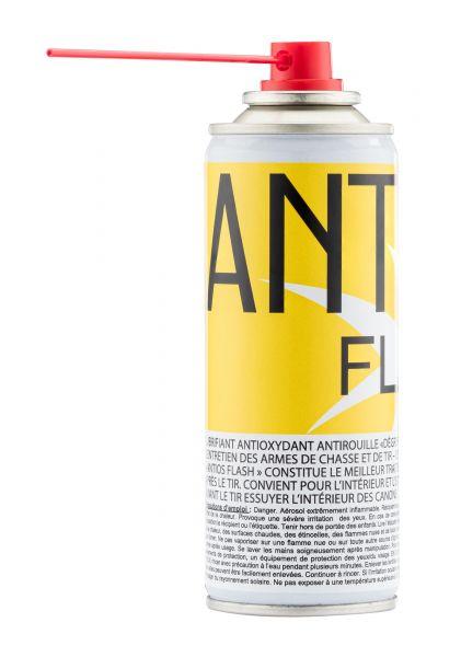 Bombe d'huile antirouille pour armes ARMISTOL Antios Flash