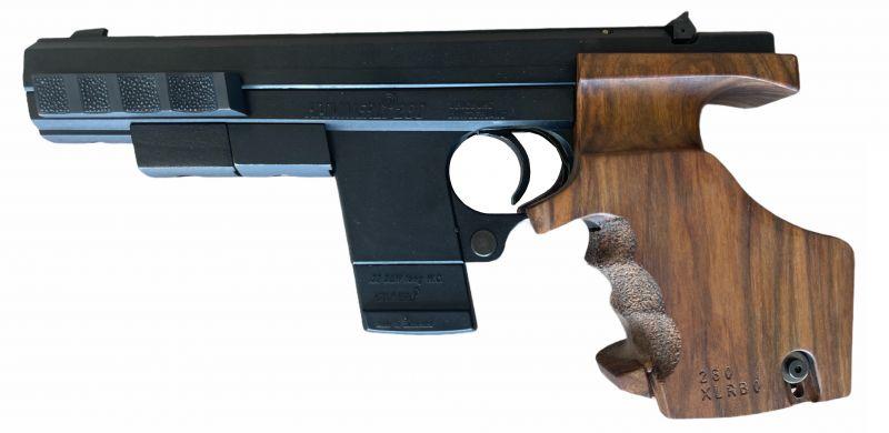 Pistolet compétition HAMMERLI 280 cal.32 S&W