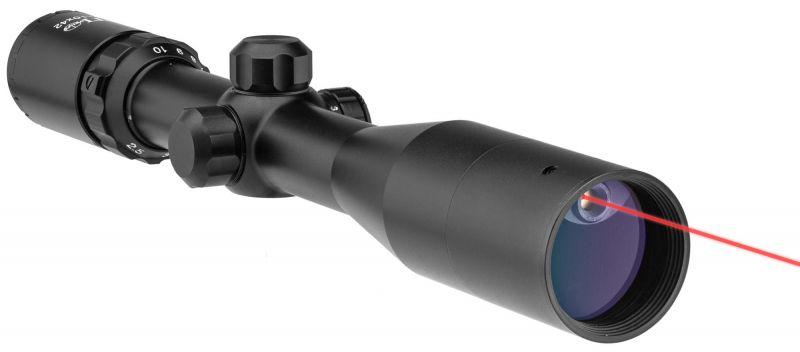 Lunette de tir RTI Laser 2.5-10x42 Mildot