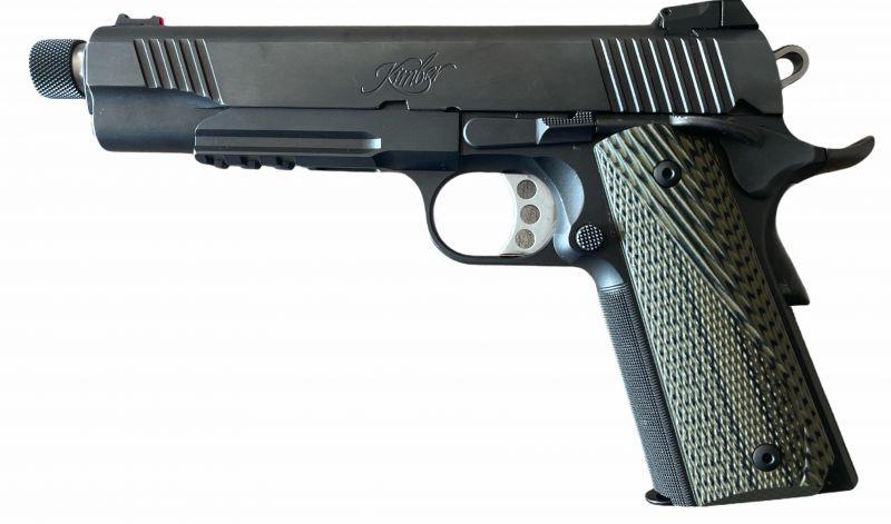 Pistolet KIMBER 1911 CUSTOM TLE/RL II (TFS) 5,5
