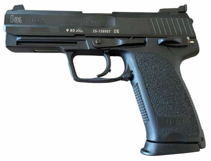 Pistolet HK USP Custom Sport cal.45 ACP