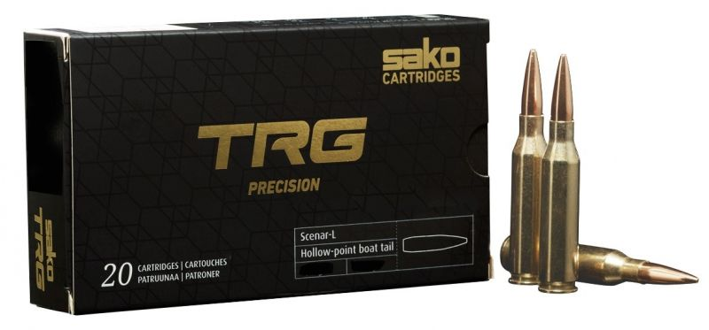 SAKO cal.260 Rem TRG HPBT 136 grains - 8.8 grammes /20