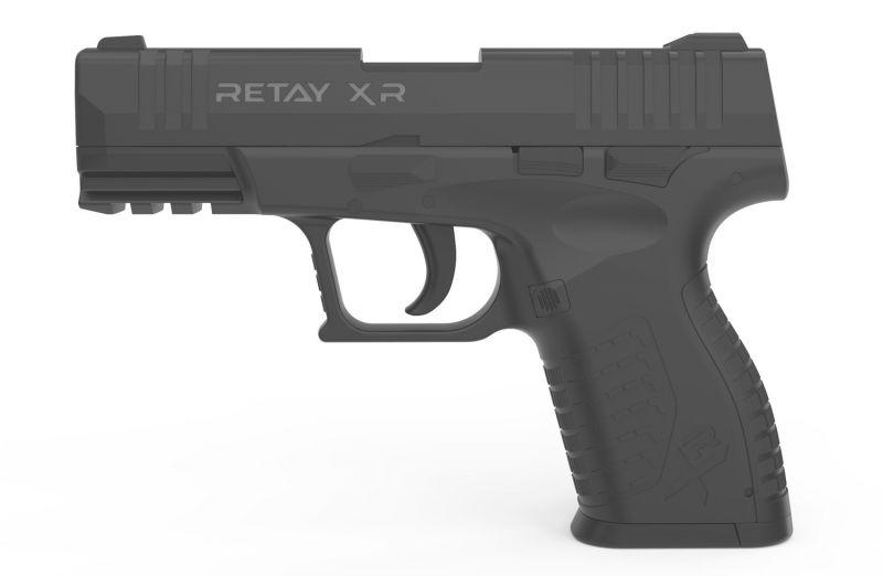 Pistolet à blanc RETAY Mod.XR Noir Cal.9mm PAK