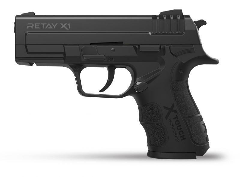 Pistolet à blanc RETAY Mod.X1 Noir Cal.9mm PAK