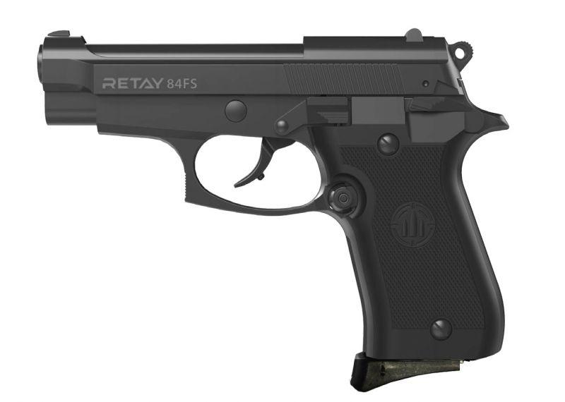 Pistolet à blanc RETAY Mod.84FS Noir Cal.9mm PAK