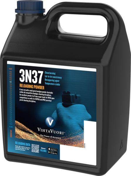 Poudre VIHTAVUORI 3N37 (bidon de 2kg)