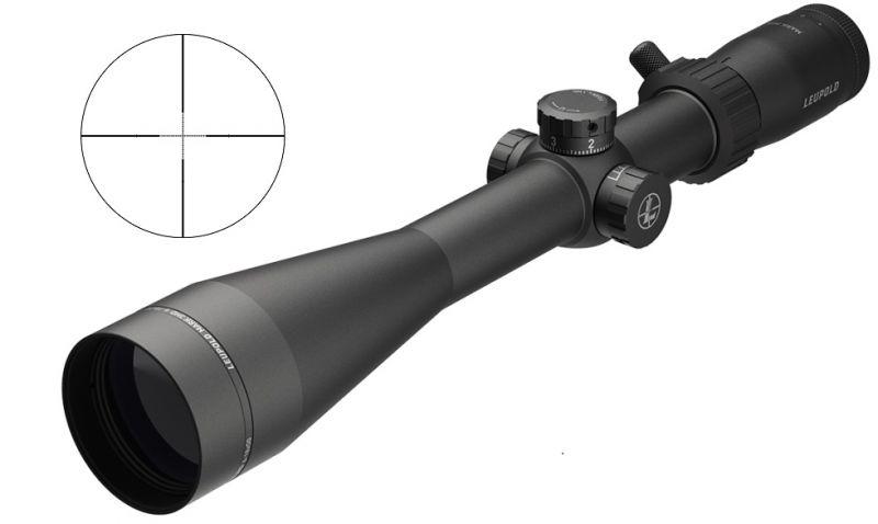 Lunette LEUPOLD MARK 3HD 6-18x50 P5 Side Focus rét.TMR