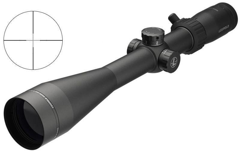 Lunette LEUPOLD MARK 3HD 8-24x50 P5 Side Focus rét.TMR
