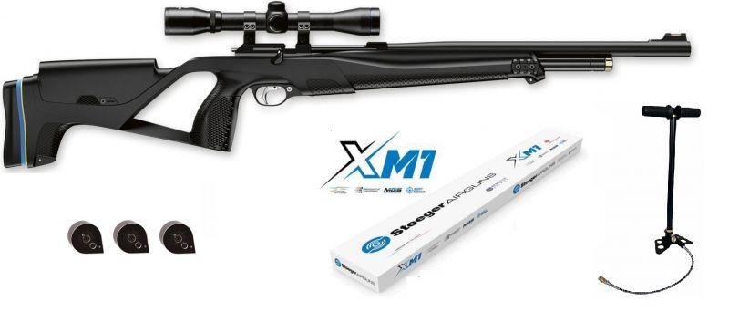 Carabine à plombs PCP STOEGER XM1