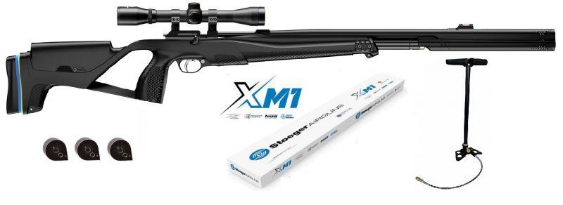 Carabine à plombs PCP STOEGER XM1 S4 Suppressor