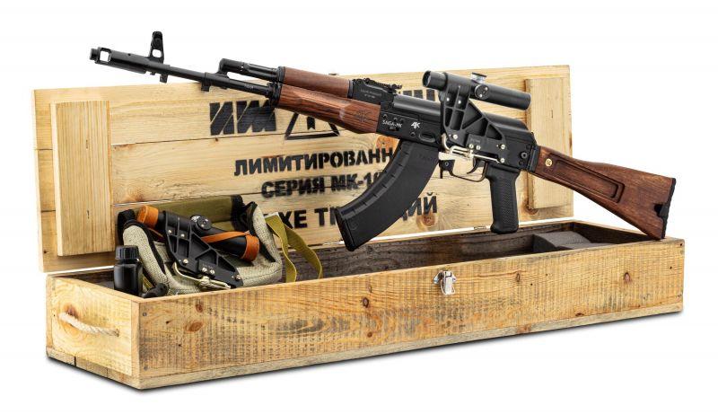 Carabine AK47 IZHMASH KALASHNIKOV SAIGA MK-103  S.O.T (41,5 cm)
