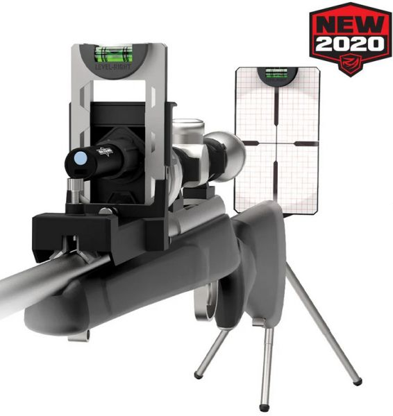 Niveau de réglage pour réticule lunette de tir REAL AVID