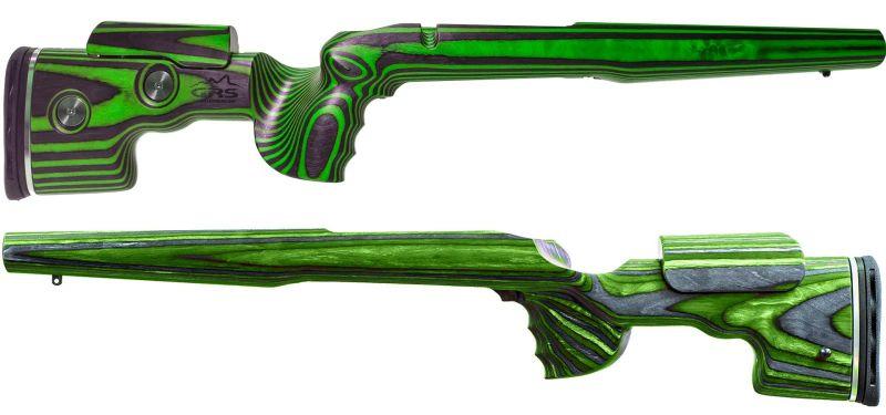 Crosse GRS Sporter Mod. CZ 457 (Black Green)