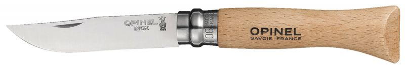 Couteau Opinel Tradition Inox n°6