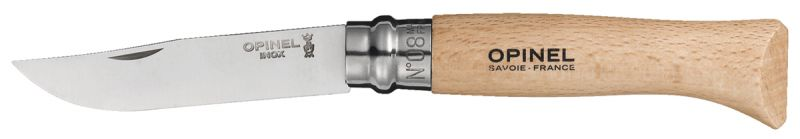 Couteau Opinel Tradition Inox n°8