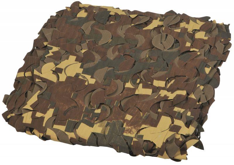 Filet de camouflage 3D CAMOSYSTEMS 3 x 2,40 m