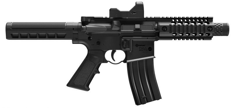 Carabine CROSMAN A4-P Full Auto cal.4,5mm BB'S