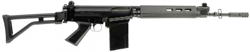 DSA ARMS SA58 FAL Tradionnal 21