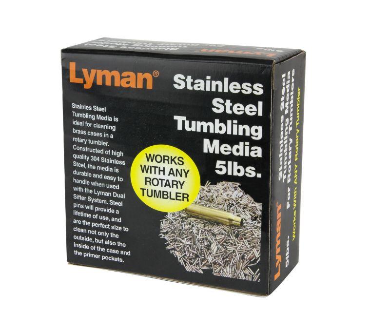 Granulés de nettoyage acier inoxydable LYMAN 2.2kg