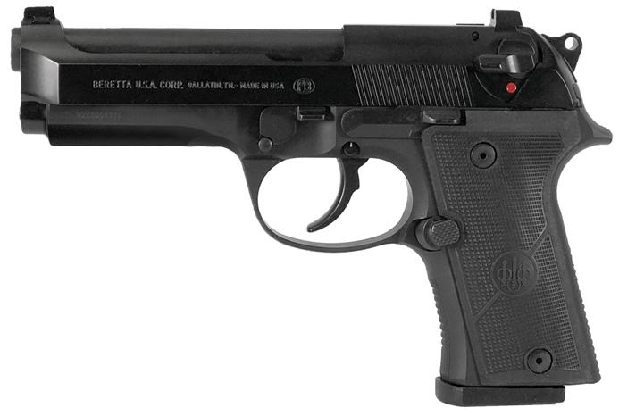 Pistolet BERETTA 92X Combat calibre 9x19