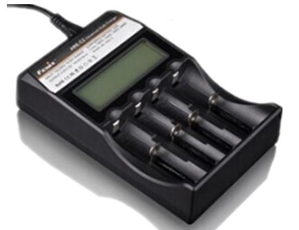 Chargeur de pile pour lampes FENIX