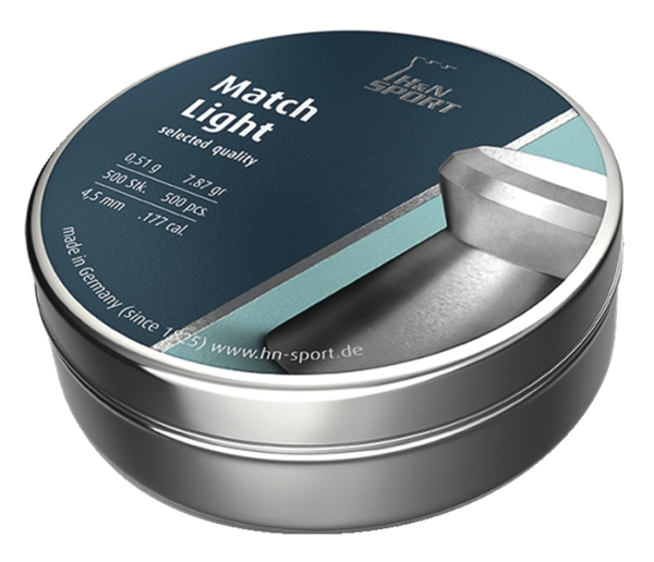 Plombs 4.5 Match Light HN (0.51 gr)