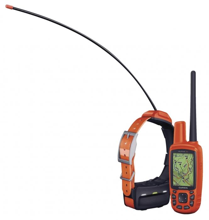 ''Pack GPS'' GARMIN Collier de répérage ALPHA 50 & T5F