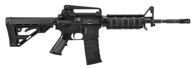 """Fusil d'assaut Luxdeftec LDT AR15 M4 16.75"""" cal.223 Rem"""