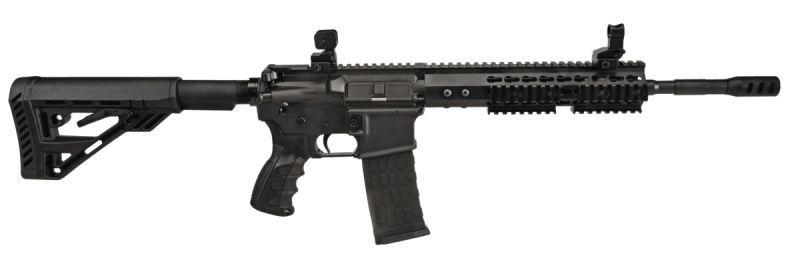 Fusil d'assaut Luxdeftec LDT AR15 M4 Keymod 14.5